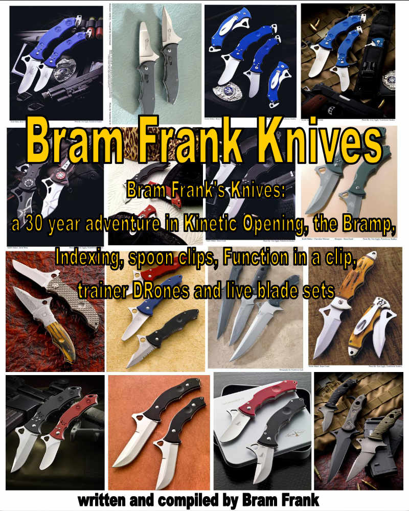 Bram Frank Knives - eBook (pdf)