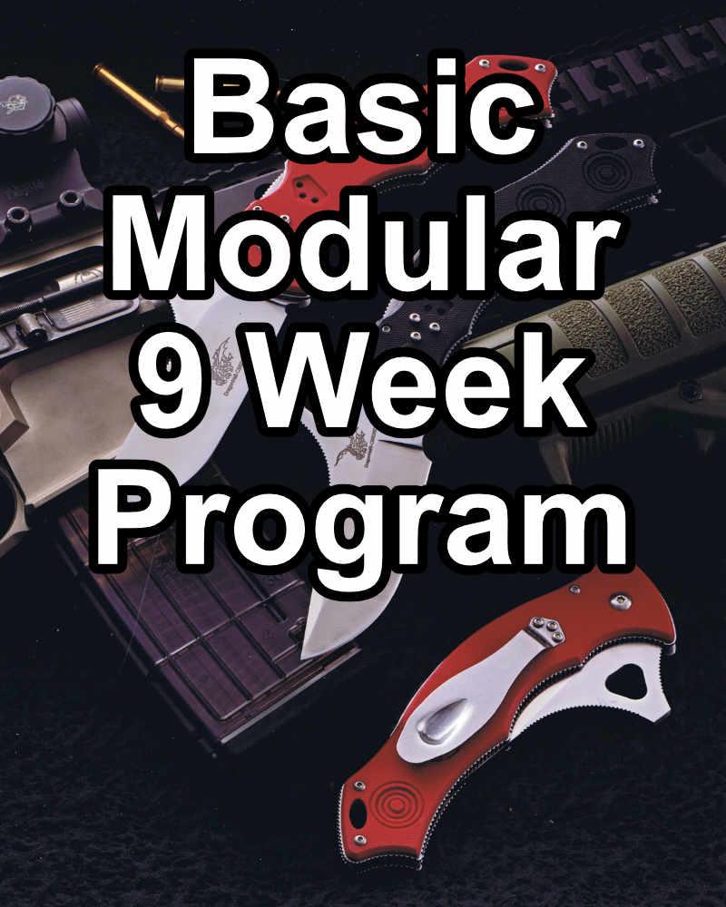 Basic Modular 9 Week Course