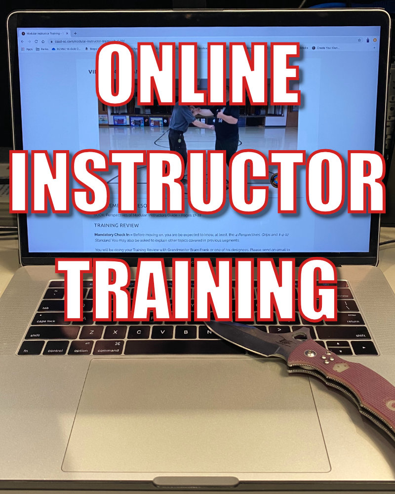 Online Modular Instructor Certification